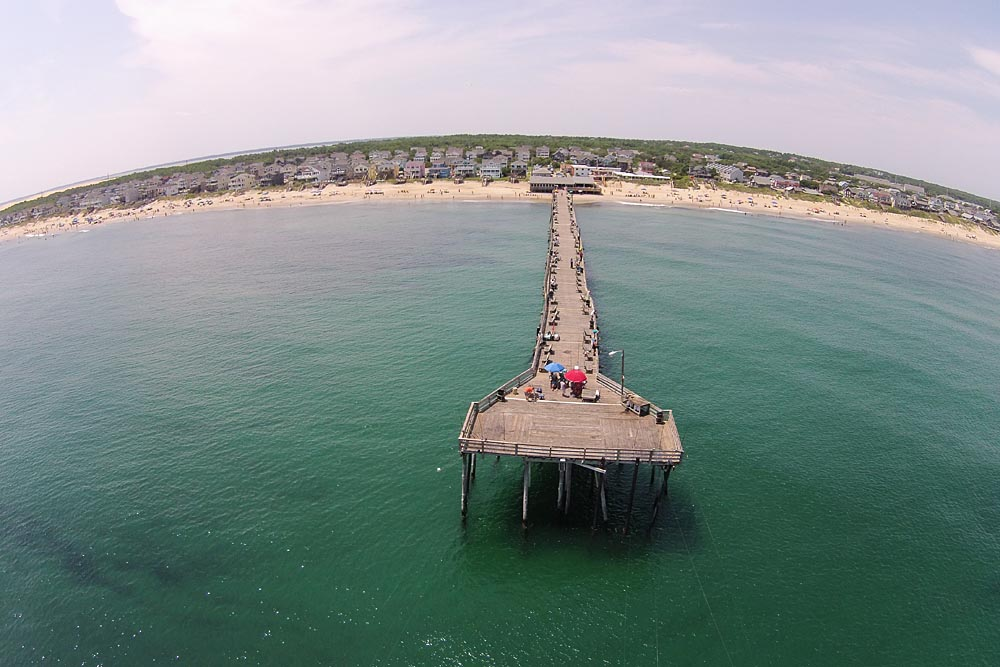 photo gallery nags head fishing pier