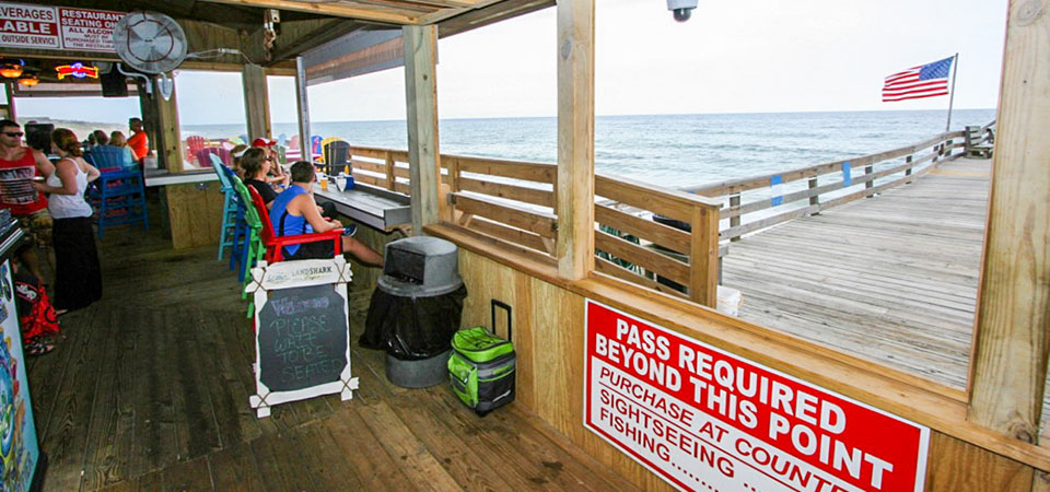 Pier Info & Rates - Nags Head Fishing Pier