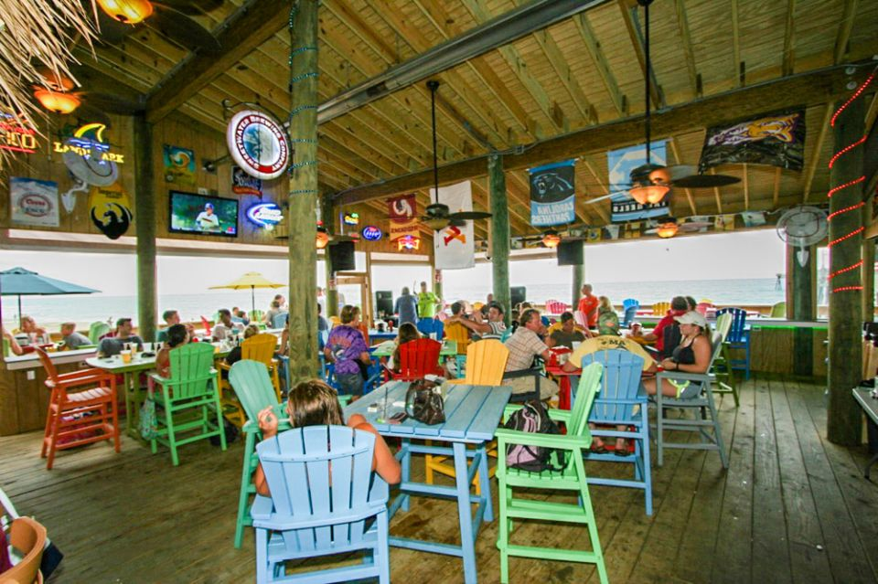 Nags Head Fishing Pier Restaurant Bar