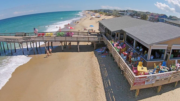 Summer Time at the Nags Head Fishing Pier!